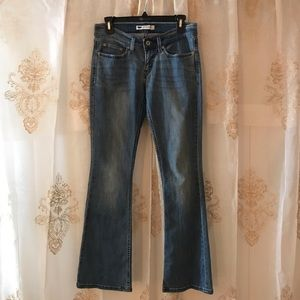 Levi's Low Waisted Blue Jeans 👖